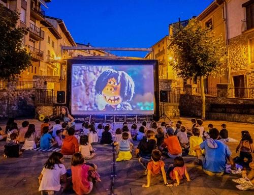 Cine infantil en euskera con ZineAraba