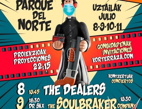 Éxito del XI Korterraza Gasteiz pese a la incertidumbre de la pandemia