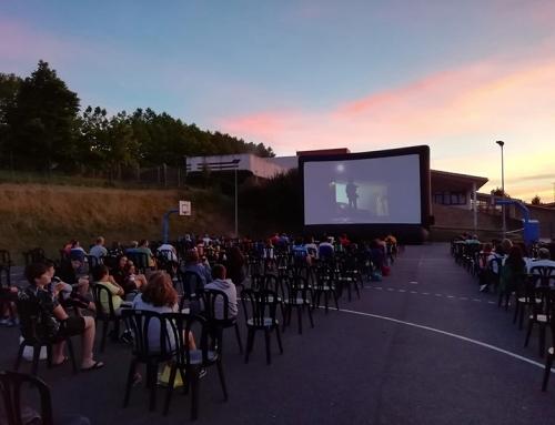 Cine al aire libre en Bizkaia