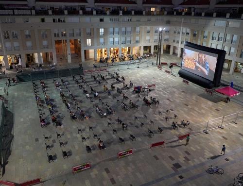Vitoria-Gasteiz. Ciudad de cine: espectaculares proyecciones para disfrutar del verano