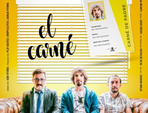 Estreno de 'El carné' y primeras selecciones para festivales